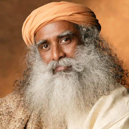 Sadhguru The Founder
