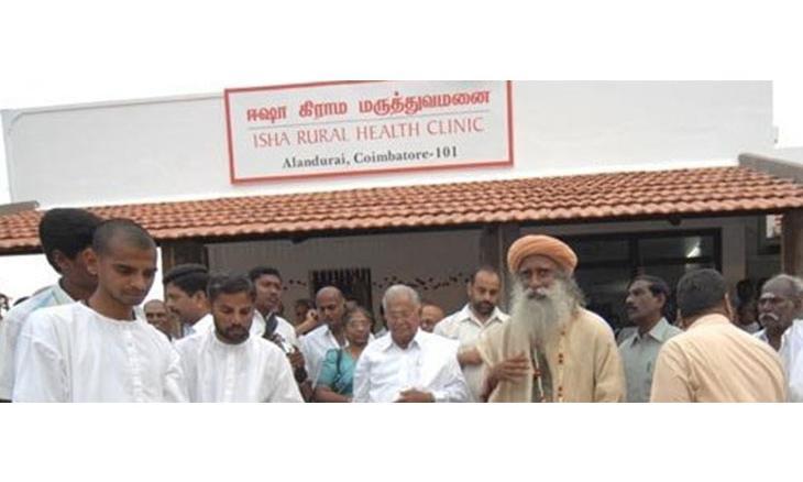 Third Isha Rural Health Clinic Established